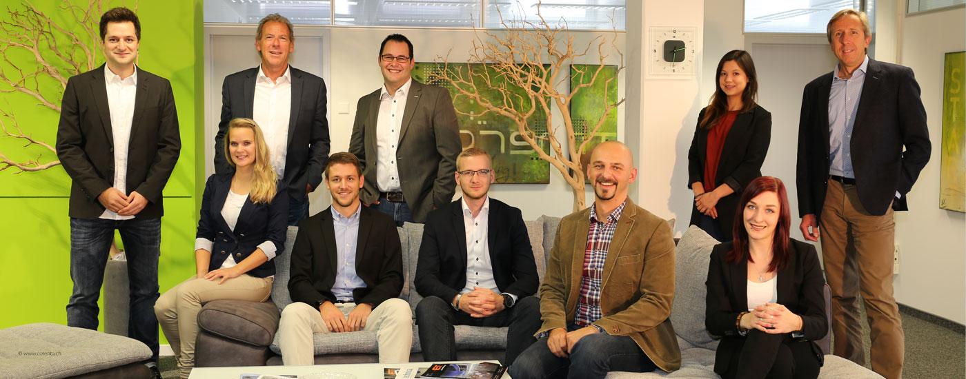 Team Mitarbeiter Corenta AG Dübendorf